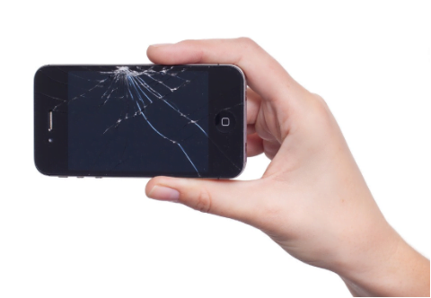 Phone Screen Crack